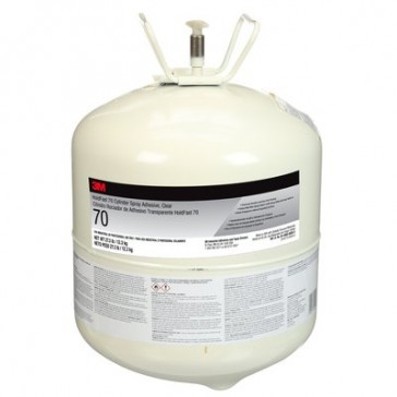 3M HoldFast 70 Spray Adhesive Clear