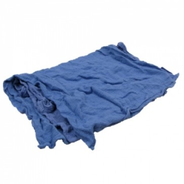 CCP INDUSTRIES BLUE HUCK RAGS