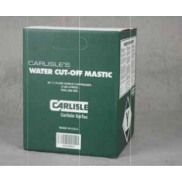 Carlisle Sure-Seal Water Cut-Off Mastic