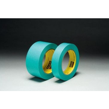 3M Ultimate Paint Edge Tape #2480S Green 1 in x 60 yds