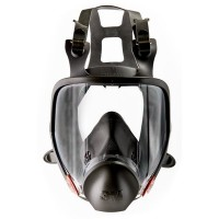 3M FULL FACEPIECE REUSABLE RESPIRATOR 6800