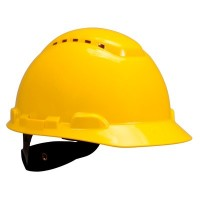 3M Hard Hat H-702V-UV, Yellow