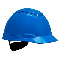 3M HARD HAT H-703V-UV, BLUE