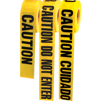 Electro Tape Caution Tape