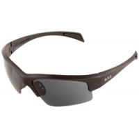 ERB Contra Black Aussie Gray Safety Glasses Model 18006