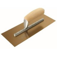 Marshalltown DuraFlex Trowel - Long Mounting - Wood Handle  4658DFL