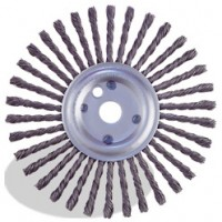 Peal Abrasive Crack Cleaning Brush (Wire Wheel)