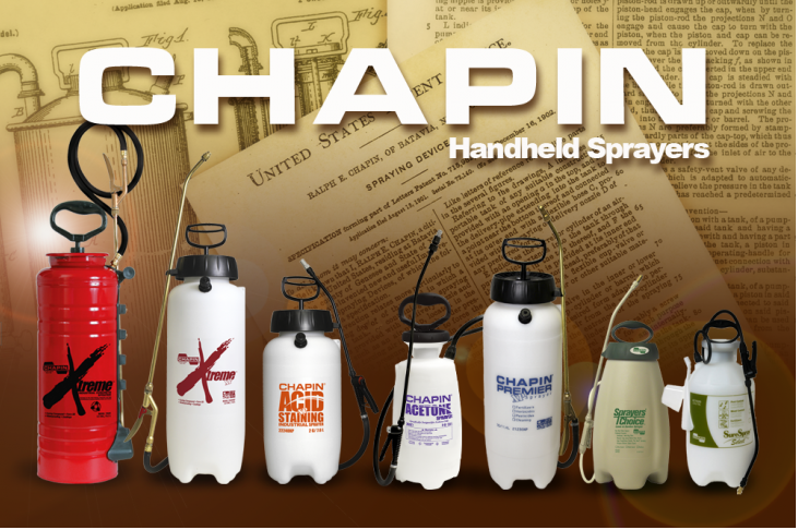Chapin Industrial Handheld Sprayers