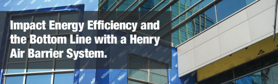 Henry Air Barrier Systems
