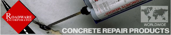 Roadware Concrete Repair
