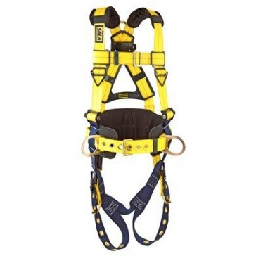 3M DBI-SALA Delta Construction Style Positioning Harness 1101660 3X-Large