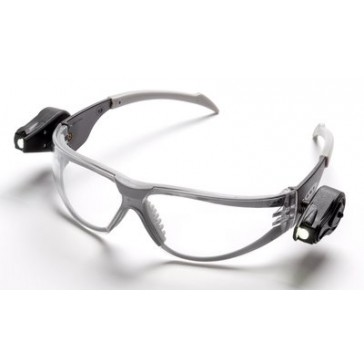 3M Light Vision Safety Glasses Clear