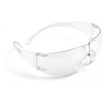 3M SecureFit Safety Glasses SF201AS