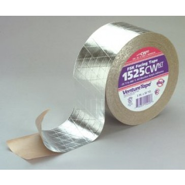 3M Venture Tape FSK Facing Tape 1525CW