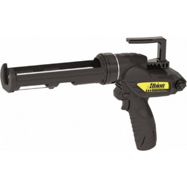Albion E12Q 1 Quart Core Cordless Cartridge Gun with Swivel Carriage 12 Volt