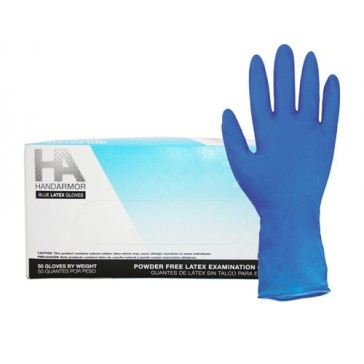 CCP Industries High Risk Latex Examination Gloves
