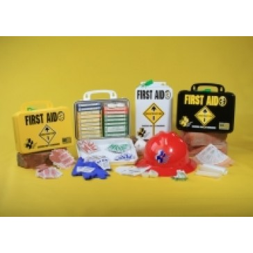 Certified Safety K209-242 First Aid Kit 16 Man