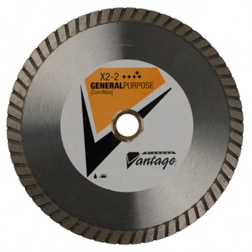 Diamond Vantage X2-2 Heavy Duty Saw Blade 0709DDZBX2-2