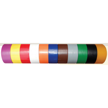 ELECTRO TAPE 150 SOLID COLOR PVC MARKING TAPE - VINYL