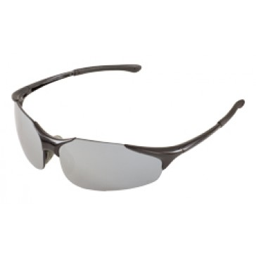 ERB TX3 Black & Silver Safety Glasses