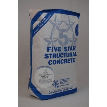 Five Star Products Structural Concrete UW-HP 50LB Bag