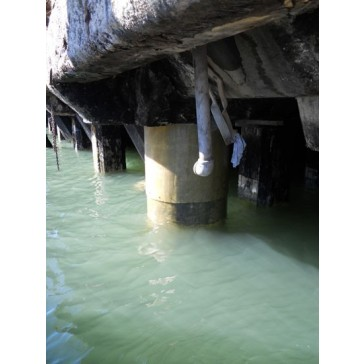 Five Star Marine Underwater High-Strength Grout - Cementitious Pile Jacket Grout