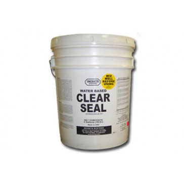 Increte Clear Seal Water Based