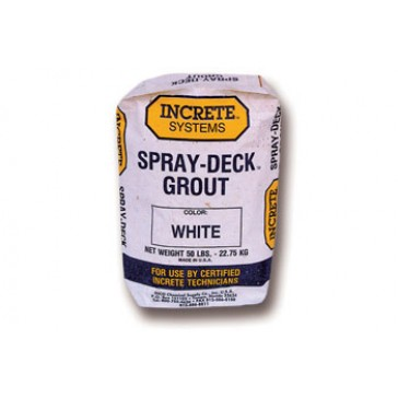 Increte Spray-Deck Grout
