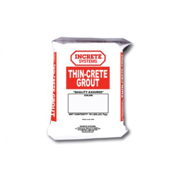Increte Thin-Crete Grout