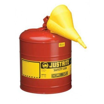 Justrite Type I Safety Can for Flammables 7150110
