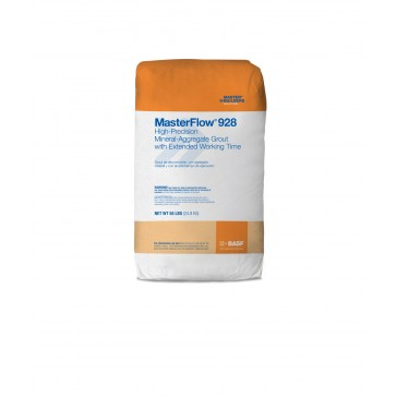MasterFlow 928 Extended Working Time Grout