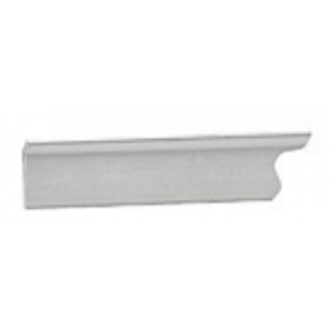 "TRUFAST ALUMINUM TERMINATION BAR 10' LENGTH 3.5"" TUBE"