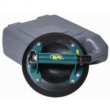 "Woods Powr-Grip N4300 8"" Flat Vacuum Cup with Hybrid Handle"