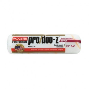 "Wooster Pro/Doo-Z Paint Roller Cover RR642 3/8"" x 18"""