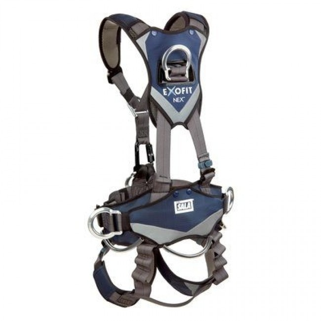 3M DBI-SALA EXOFIT NEX ROPE ACCESS/RESCUE HARNESS 113347 LARGE