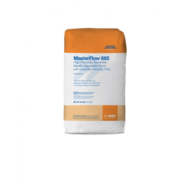 Masterflow 885 Metallic Aggregate Grout Coastal