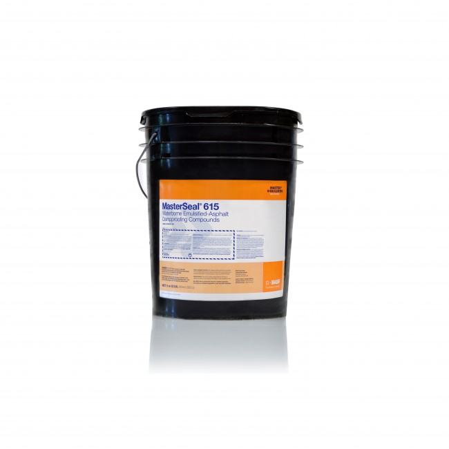 MasterSeal 615 5GL | Coastal Construction Products