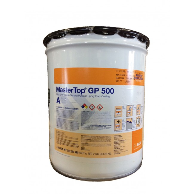 MasterTop GP 500 Coating Kit | Coastal Construction Products