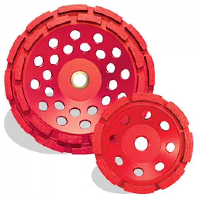 """NEW PEARL ABRASIVE CO HSP7016 PEARL 7/"""" X 7//8 TURBO ABRASIVE DISC"""