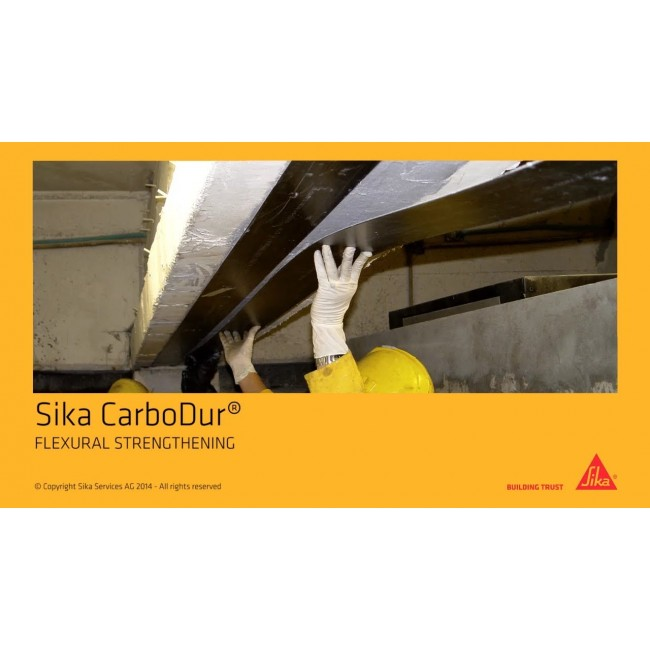 Sika Carbodur | Coastal Construction Products