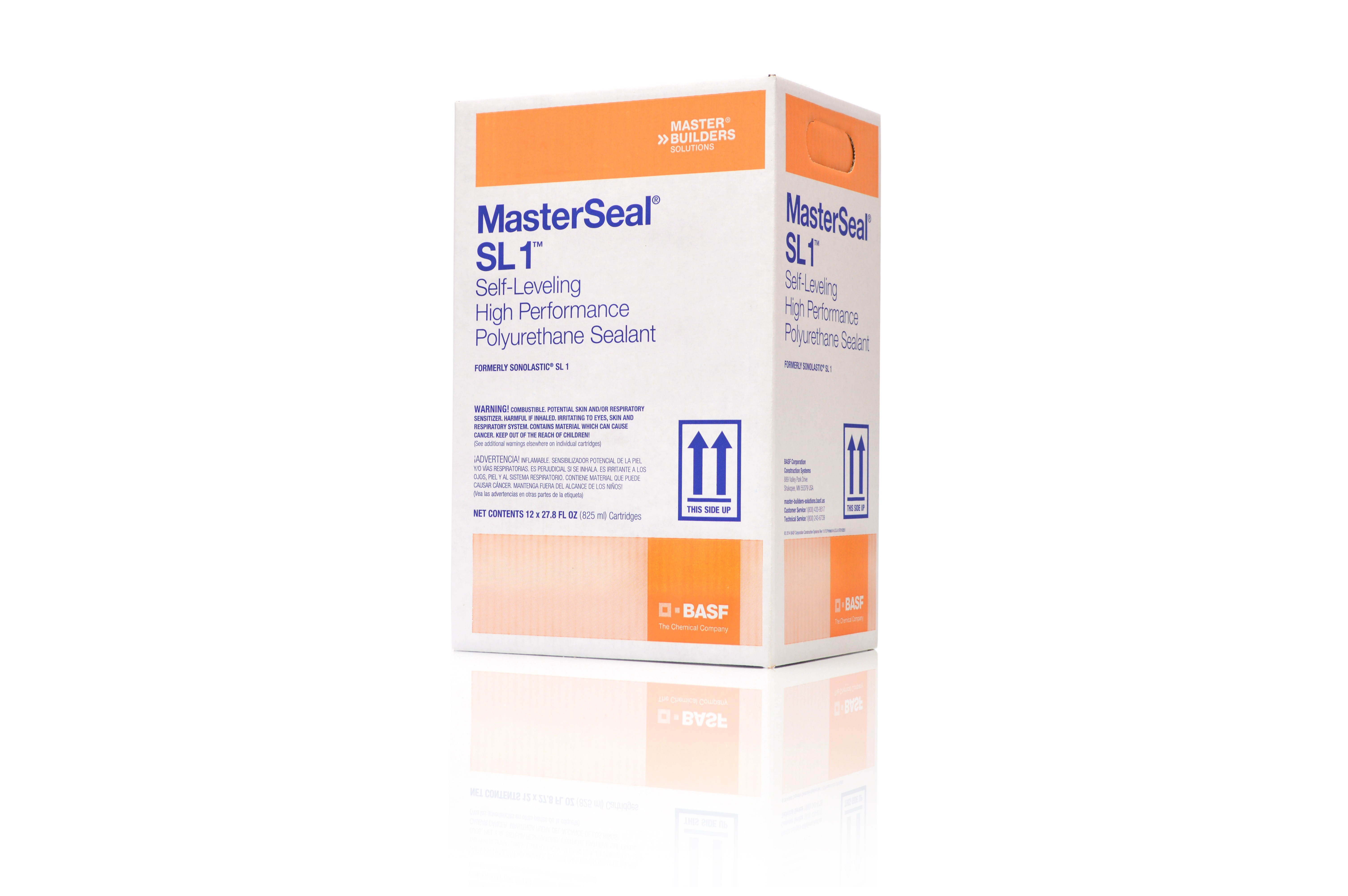 MasterSeal SL 1 One-Component Self Leveling Sealant