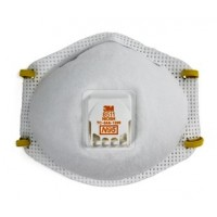 3M Particulate Respirator 8511 N95 (Box of 80)