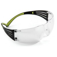 3M SecureFit 400-Series Protective Eyewear SF401AF, Clear-Anti Fog
