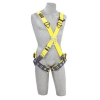 3M DBI-SALA Delta Cross-Over Style Climbing Harness 1102950 Universal