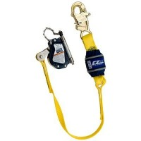 3M™ DBI-SALA® Lad-Saf™ Mobile Rope Grab with Attached EZ-Stop™ 5002045