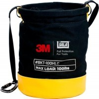 3M DBI-SALA Safe Bucket 100lb. Load Rated Hook and Loop Canvas 1500134