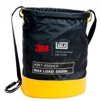 3M DBI-SALA Safe Bucket 250 lb. Load Rated Hook and Loop Vinyl 1500140