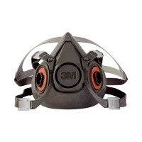 3M 6300 Large Half Facepiece Reusable Respirator 07026
