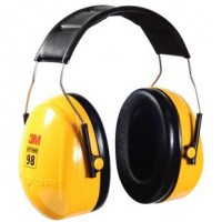 3M PELTOR OPTIME 98 EARMUFFS H9A