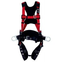 3M PROTECTA PRO Construction Style Positioning Harness - Comfort Padding 1191433 Medium_Large